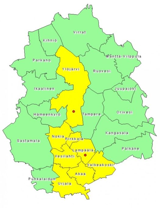 Maaseutuhallinto Lempaala