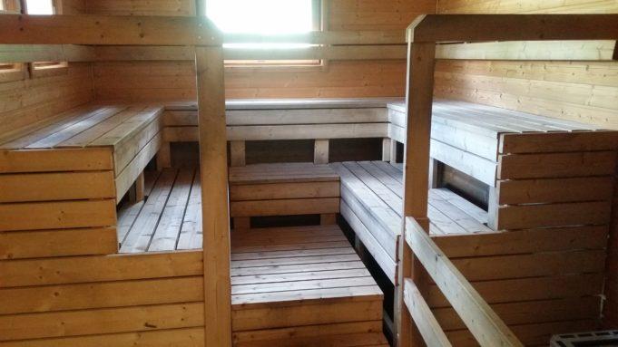Rantalan sauna