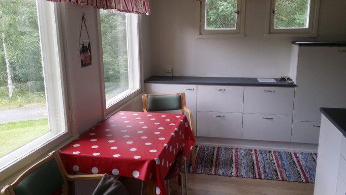 Kuva Mäyriän päätalon keittiöstä