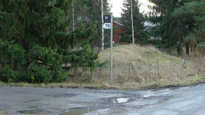 kuva tien kyltistä