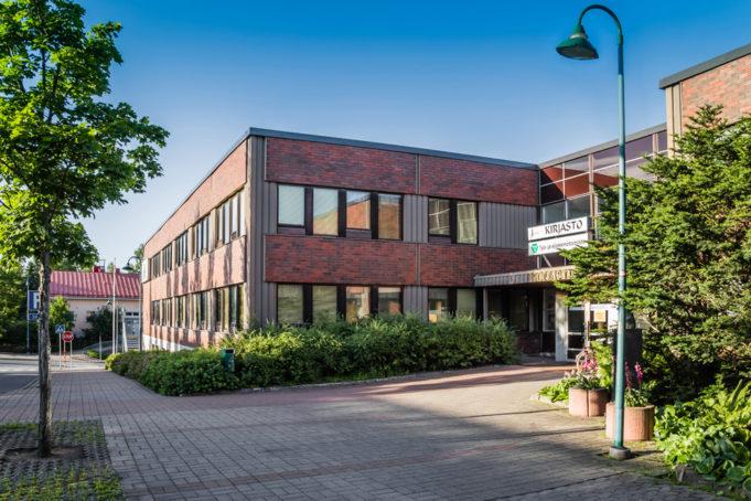 Lempäälän kunnan kirjasto