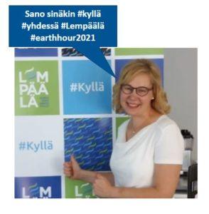Kunnanjohtaja Heidi Rämö