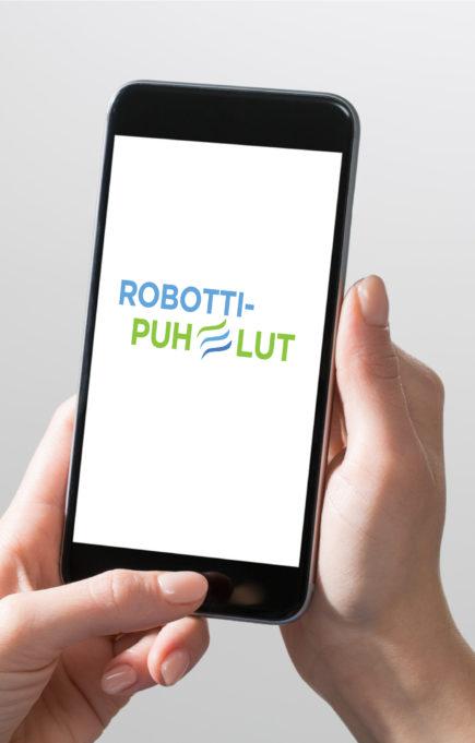 robottipuhelut kuvituskuva