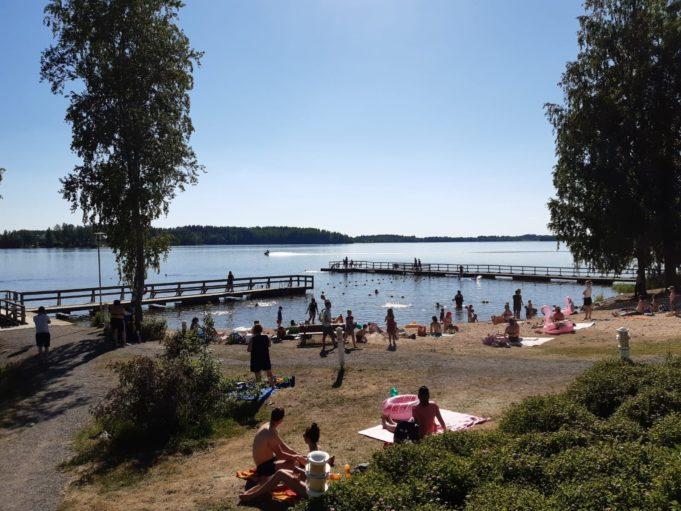 Lempoisten uimaranta