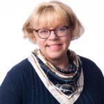 Yhdyskuntalautakunnan jäsen Marianne Niemi.